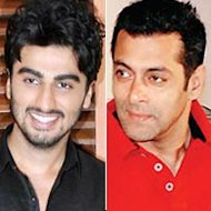 Arjun Kapoor Dedicates First Award To Salman Khan
