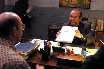 David Cross and James Lipton Fox's Arrested Development