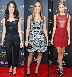 Who Was Best-Dressed at the Young Hollywood Awards?