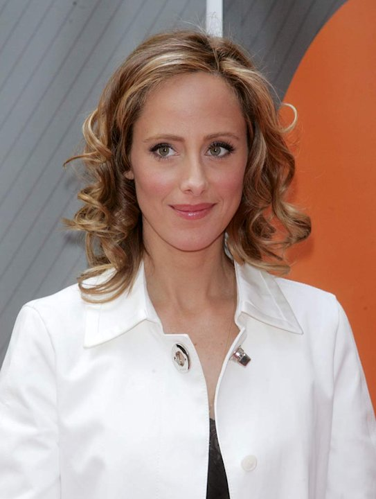 Kim Raver at the NBC 2007 Upfronts. 