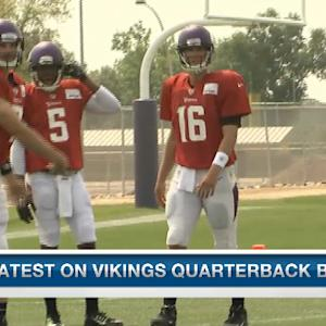 Teddy Bridgewater vs. Matt Cassel: Which Minnesota Vikings quarterback is doing better?