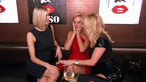 Ramona Singer and Sonja Morgan Meet Kristen Taekman