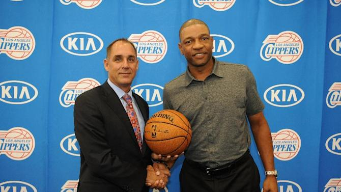 Top Clippers exec Roeser taking leave of absence