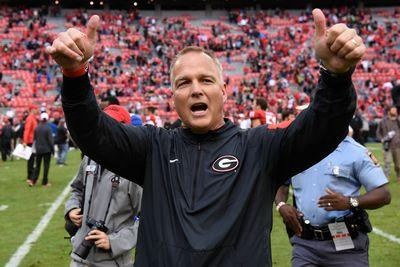 The Georgia job is open, and college football's coaching carousel just went wild