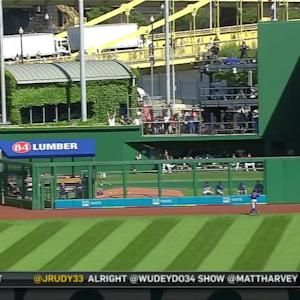 Cutch's two-run homer