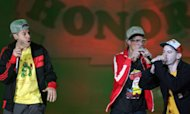 Tributes To Beastie Boys Rapper Adam Yauch
