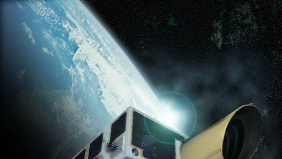 Indian Rocket Launches Asteroid-Hunting Satellites, Tiny Space Telescopes