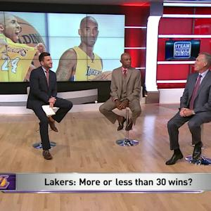 Lakers Season Preview: More or Less