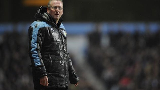 Paul Lambert has his eyes on a Wembley final