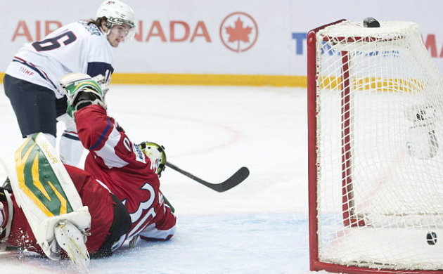 WJC: Team USA Might Lack Star Power, But New Crew May Earn Its Stripes