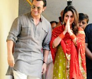The article talks about the royal affair of Saif Ali Khan and Kareena Kapoor