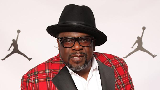 IMAGE DISTRIBUTED FOR JORDAN BRAND - Cedric the Entertainer is seen at the Jordan Brand party celebrating Michael Jordan's birthday on Friday, February 15, 2013 in Houston, TX.  The Jordan Brand launched its Air Jordan XX8 in Houston on the same day.  (Photo by Omar Vega/Invision for Jordan Brand/AP Images)