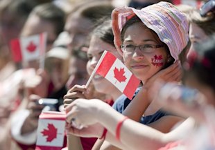 No. 4: Canada (GEOFF ROBINS/AFP/Getty Images)