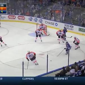 Philadelphia Flyers at Tampa Bay Lightning - 10/30/2014