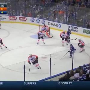 Philadelphia Flyers at Tampa Bay Lightning - 10/30/2014
