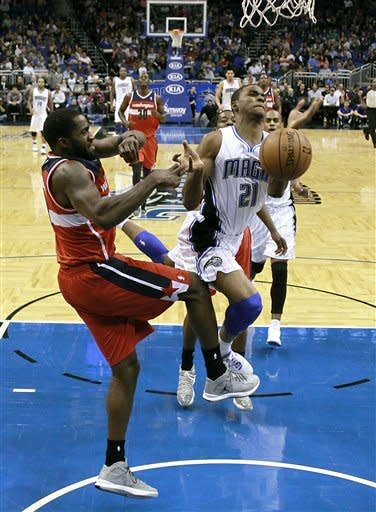 Reserves lead Magic to win over Wizards