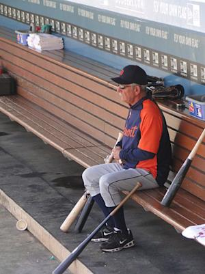 Detroit Tigers' Leyland Should Have Worn Philadelphia Phillies' Red Pinstripes?: Fan Analysis