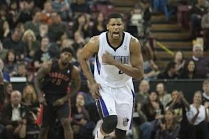 NBA: Toronto Raptors at Sacramento Kings