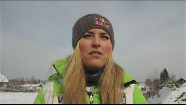 Alpine Skiing - Vonn: I'm back to the old me
