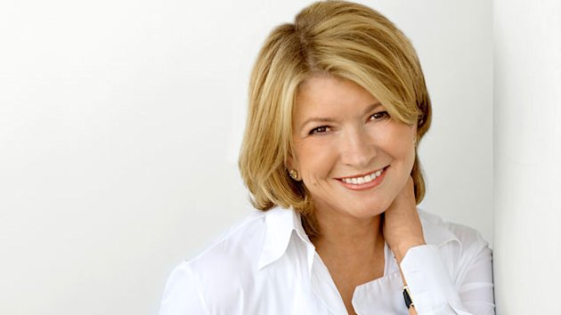 Martha Stewart Takes &#39;Cooking School&#39; to TV