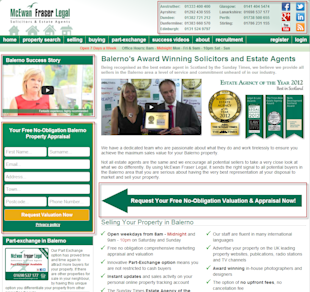 Landing Page Audit Case Study: McEwan Fraser Legal image landing page audit strong elements