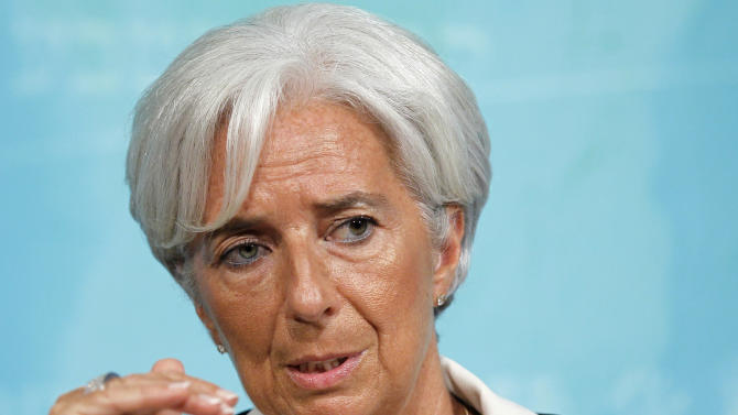 IMF on sidelines as US budget fights brew nearby