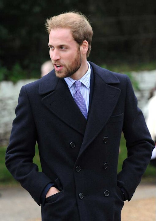 Prince William Xmas