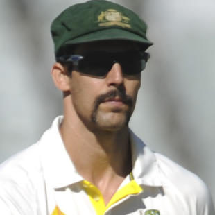 Injured Mitchell Johnson out of World Twenty20