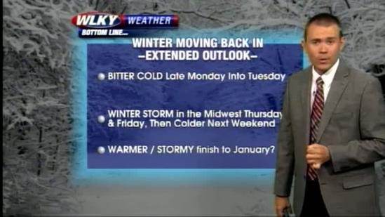 Video Weather Blog: Cold, Then Snow?
