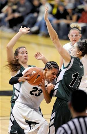 No. 25 Colorado women beat Utah Valley 81-45
