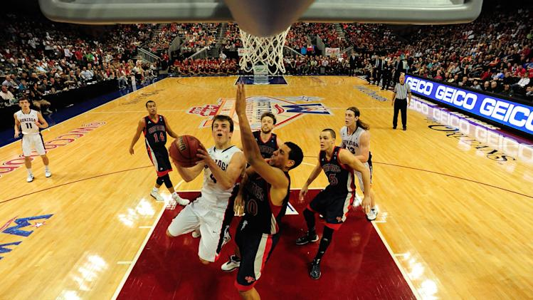 NCAA Basketball: West Coast Conference-Saint Mary's vs Gonzaga