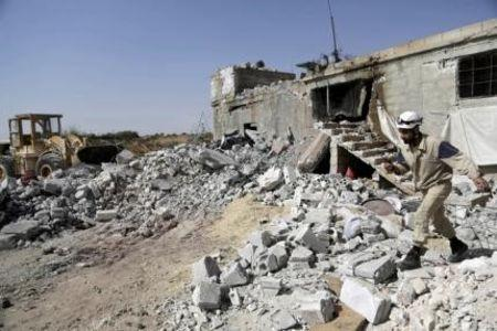 Russian jets hit Syria's Homs, Hama province: monitor and residents