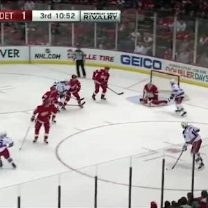 Jimmy Howard Save on Martin St. Louis (09:08/3rd)