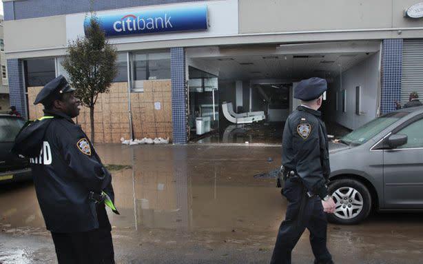 Looters Fail to Tear New York City Apart