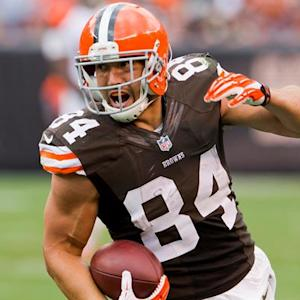 Draft the promise of Jordan Cameron or reliability of Jason Witten?
