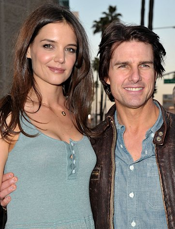 Scientologists Want to Censor Tom Cruise, Katie Holmes Stories