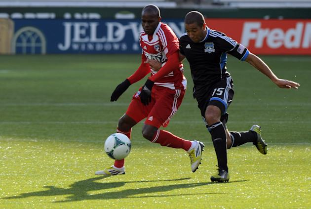 FC Dallas v San Jose Earthquakes - Portland Timbers Tournament