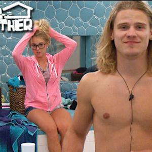 Big Brother - Nicole and Hayden Showmance