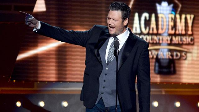Blake Shelton Debuts Single, ACM Winners Revealed