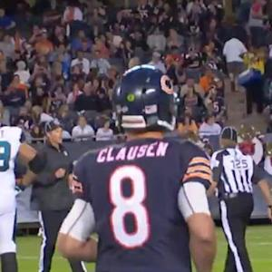 Chicago Bears believe quarterback Jimmy Clausen will 'light it up'