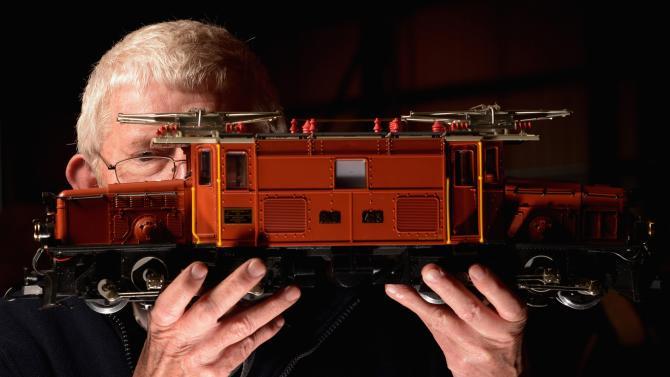 Preview Of The Glasgow Model Rail Scotland Exhibition