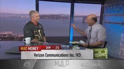 Verizon CEO confirms interest in buying Yahoo