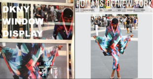 DKNY Brand in Fix Over Alleged HONY Photo Snatch image Gothamist StantonPhotoComparison