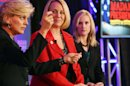 Women Leaders Look Beyond The 'Glass Ceiling'