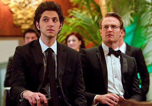Ben Schwartz on House of Lies' Strong Finale, Kristen Bell's Sloth Love and More Parks & Rec
