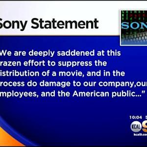 Sony: No Plans To Distribute 'The Interview'