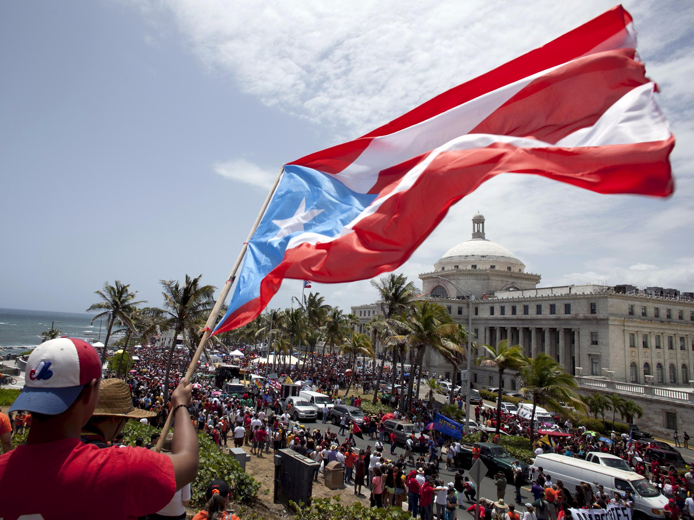 Puerto Rico is in a 24-hour debt showdown again
