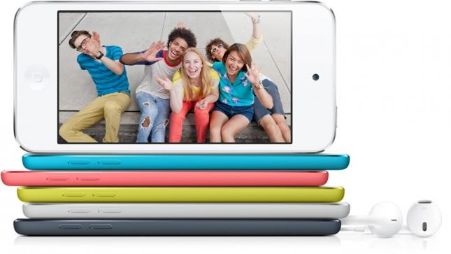 Apple's colorful new iPod touch expected to launch in three weeks