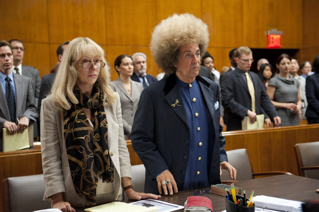 PHIL SPECTOR: Helen Mirren, …