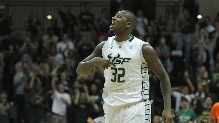 NCAA Basketball: Syracuse at South Florida